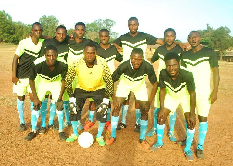 Intra-football team