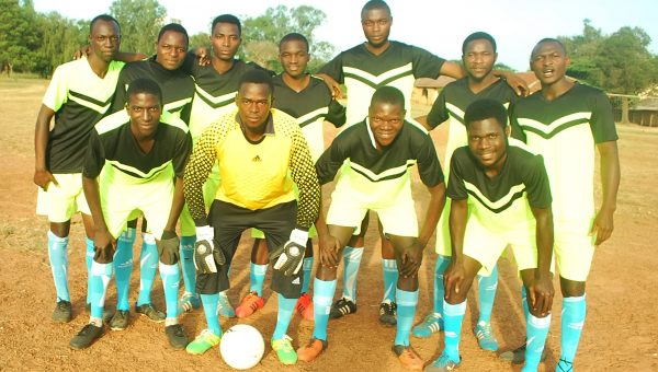 Intra-football team