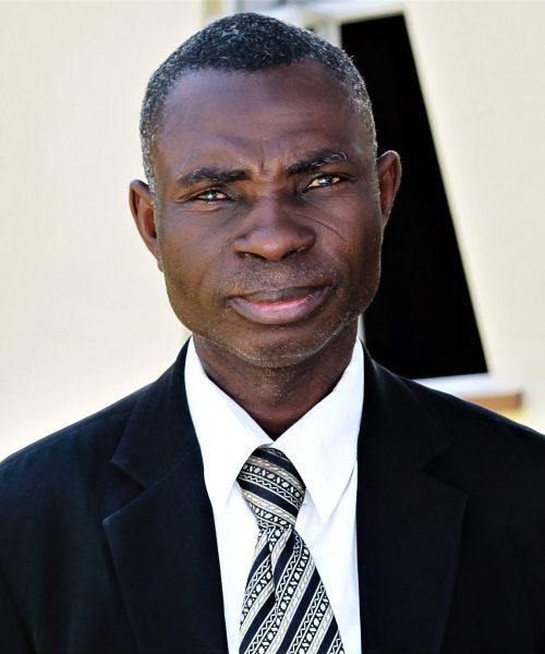 Rev. Dr. Hinkon