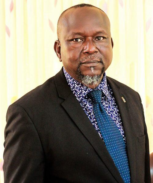 Rev. Prof. Ango